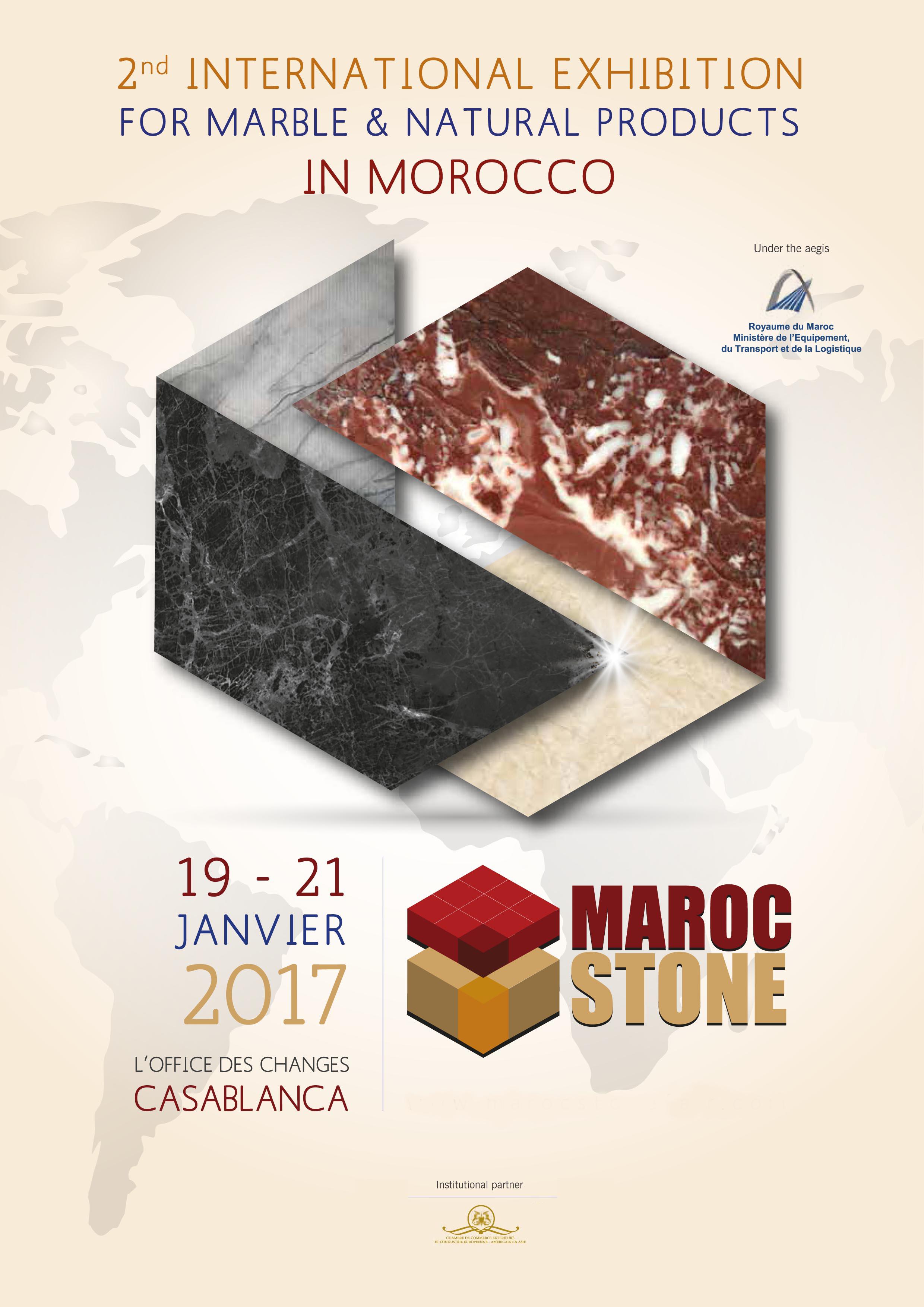 brochure maroc stone éléctronique